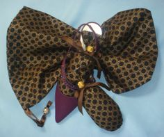 Gold Circles ShooBag/ShooStuffer Set stuffed with French Lavender by shoesies4u on Etsy, $23.00