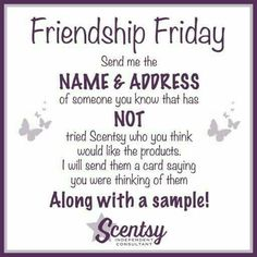 A twist on happy mail   Www.JamiCollins.Scentsy.us
