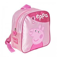 Zainetto Peppa Pig Cuori