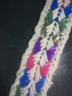 Rainbowloom bracelet