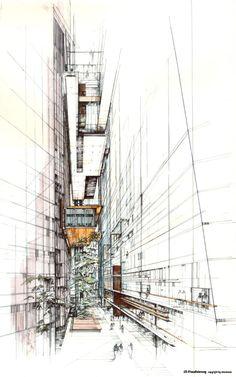 galerie › Architekturvisualisierung, 3D-Visualisierungen, Immobilienmarketing, Cinema 4D Schulung, C4D Kurse für Architekten