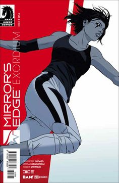 Books-a-Million exclusive variant cover for Mirror's Edge: Exordium #1