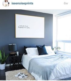 This is a Bedroom Interior Design Ideas. House is a private bedroom and is usually hidden from our guests. However, it is important to her, not only for comfort but also style. Much of our bedroom … Room Interior Design, Luxury Interior, Bedroom Furniture, Bedroom Decor, Bedroom Ideas, Master Bedroom, Blue Bedroom, Bedroom Designs, New Room