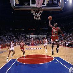 1990's NBA pics | 1990 NBA Conference Finals Game 7 – Chicago Bulls vs Detroit Pistons ...
