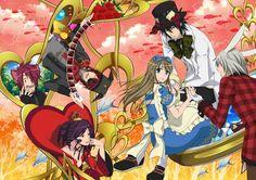 Heart no Kuni no Alice | AitCoH Wallpaper by ~ILOVEPOKEMONS
