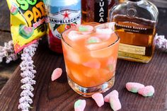 Sour Patch Bourbon Cocktail Recipe on Yummly