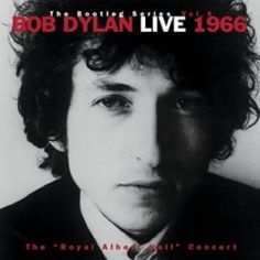 """Bob Dylan: Live 1966 - The """"Royal Albert Hall"""" Concert (1998)    One of the most widely bootlegged albums in history prior to its official release, this historic document saw Dylan defy his """"folkie"""" followers in order to pursue a fiercely personal vision. All went well during the first half of the show, as Dylan delivered solo-acoustic versions of such gems as """"Visions of Johanna"""" and """"Mr. Tambourine Man."""" But when he broke out his electric guitar, all hell broke loose and the catcalls…"""