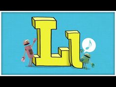 """Download this song for FREE → http://sbot.co/letter-l    """"The Lovely Letter L"""" brings the 12th letter of the alphabet to life, and is part of the StoryBots ABC Jamboree Series (from the team that brings you JibJab with music by Parry Gripp).   The StoryBots celebrate how lovely the letter """"L"""" is, and sing about lemons, lightbulbs, and laundry!    Lyr..."""