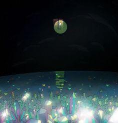 Steven Universe, The Cluster