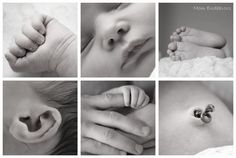 Newborn picture tips