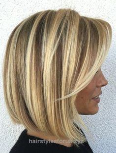 Check it out 70 Winning Looks with Bob Haircuts for Fine Hair  The post  70 Winning Looks with Bob Haircuts for Fine Hair…  appeared first on  Hairstyles .