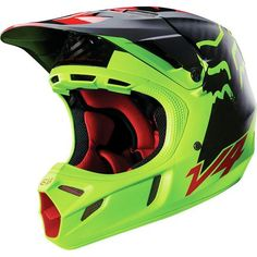 Dirt Bike Fox Racing 2016 V4 Helmet - Libra | MotoSport