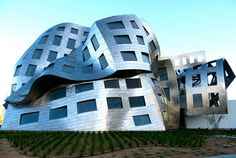 Las Vegas Cleveland Clinic by Frank Gehry   Home Interior Design, Kitchen and Bathroom Designs, Architecture and Decorating Ideas