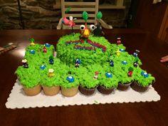 Pikmin cake