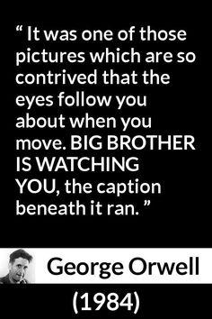 George Orwell about eyes George Orwell Quotes, Adventure Quotes, Truth Hurts, Classic Books, Strong Quotes, Change Quotes, Motivational Quotes, Quotes Quotes, Attitude Quotes