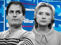 'The Clinton staff sucks at spin': Mark Cuban rips into Clinton campaign for media strategy
