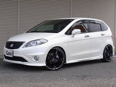 Honda Fr V, Custom Cars, Automobile, Vehicles, Car, Car Tuning, Pimped Out Cars, Autos, Cars
