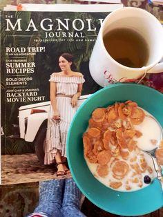 Girl Boss Mode at its finest, thanks to @cubeappeal and @magnolia Journal ! #girlboss #girlbossmode #blogginggal #prgal #starttomyday