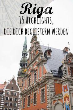 15 Riga Highlights, die dich begeistern werden findest du auf PASSENGER X