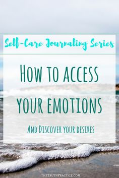 Tips and ideas for accessing your emotions, learning to trust your intuition, and discover what you really want out of life. There is one self-care activity that helps you decompress and allows you to get in touch with yourself. Click the pin to learn more about how to include it in your daily routine. Go to TheTruthPractice.com to find out more about inspiration, authenticity, fulfillment, manifesting your dreams, getting rid of fear, intuition, self-love, self-care, relationships…