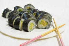 Passion for food, animals, life, health, _ dessert Japanese Sushi, Pudding Cake, Vegan Recipes, Vegan Food, Sushi Rolls, Chocolate Peanut Butter, Vegan Friendly, Health, Ethnic Recipes
