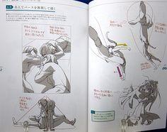 アニメーターが教えるキャラ描画の基本法則中身09