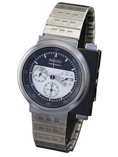 Seiko Spirit Chronograph Giugiaro Design Limited Edition SCED039 Men's Watch
