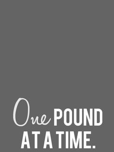 Health Motivation It all starts.one pound at a time Daily Motivation, Health Motivation, Weight Loss Motivation, Workout Motivation, Motivation Quotes, Workout Abs, Workout Quotes, Morning Motivation, Workout Routines