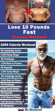 Need to lose 10 pounds fast? Losing weight is often a battle many start and never win. But with this proven workout to lose 10 pounds fast you'll be toned and fit in no time! 10 Pounds Of Fat, Lose 10 Pounds Fast, Losing 10 Pounds, Gym Workouts For Men, Chest Workouts, Lose Belly Fat Men, 1000 Calorie Workout, Kettlebell Kings, How To Get Abs