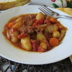 Beef Stew in Crockpot by JenatPBandP