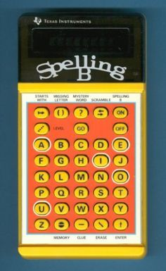 Original Vintage SPELLING BEE Learning Aid by Texas Instruments by Texas Instruments, http://www.amazon.com/dp/B00ANSVZJE/ref=cm_sw_r_pi_dp_-4verb1J3TGEA
