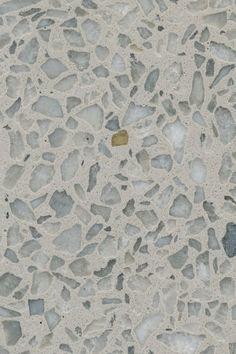 TERRAZZCO Terrazzo Sample S_2074 www.terrazzco.com  #terrazzo #terrazzodesign #design #interiors #whiteterrazzo #flooring