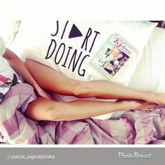 #poszewki #stopwishing #startdoing #motywacja #paula_jagodzinska #bed #annalewandowska