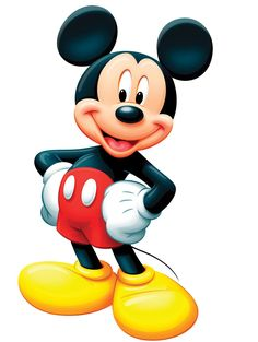 Disney characters, Mickey Mouse