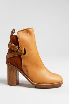 Cypress Contrast Boots by Acne