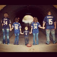 Chicago Bears family :)