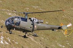 Alouette III Suisse Sud Aviation, Swiss Air, Cool Stuff, Switzerland, Air Force, Fighter Jets, Aircraft, Self, Planes