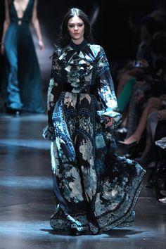 Pin for Later: Die 12 größten Mode-Trends in diesem Herbst  Roberto Cavalli Herbst/Winter 2015
