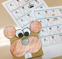 This low-prep craftivity is perfect for the semi-crafty specialist! Most of the work is already done for you so you can print and go. Simple shapes makes cutting easy for kids and with options for different ability levels, you can use the same craft for everyone!