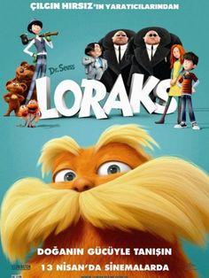 Loraks | The Lorax 2012 (izle indir) Türkçe Dublaj (Tek Parça)    Loraks | The Lorax Ted hayallerindeki kızın ilgisini çekmesini sağlayabilecek tek şeyi aramaktadır. Gencin bu şeyi bulmak için, dünyasını korumak üzere savaşan Lorax adındaki mızmız ancak bir o kadar da sevimli yaratığın hikayesini keşfetmesi gerekmektedir...