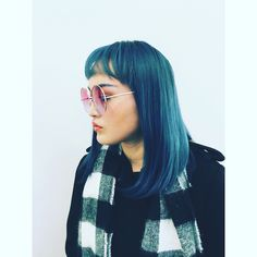 Urban Cool: Cut and creative color by Alex M. #oribeobsessed #randco #oribe #sfsalon #creativecolor #wella #guytang #sfcolorist  #urbanhair #revampsalonsf #behindthechair #modernsalon #hairdresser #lbp #regram #sanfrancisco #hairbrained