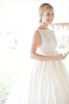 actress Keri Lynn Pratt wedding. Photo by Jana-williams.com