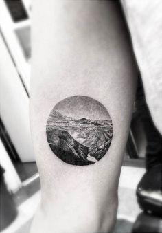 Il vous faudra six mois d'attente pour aller chez ce tatoueur... Mais le résultat vaut le coup !