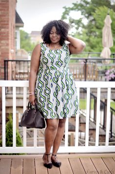 I wore this plus size african print dress today to go run Errands. Below you'll find of plus size african print African Fashion Ankara, African Inspired Fashion, African Print Fashion, African Style, Kitenge, Trendy Ankara Styles, Kente Styles, Curvy Fashion, Plus Size Fashion