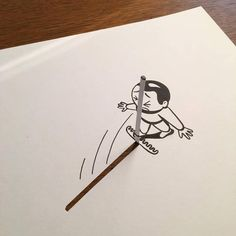 Uma nova série criada pelo ilustrador dinamarquês HuskMitNavn, baseado em Copenhague, estabeleceu a si mesmo um novo desafio: usar somente uma folha de papel para imaginar suas montagens em 3D. As …