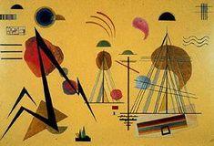 Wassily Kandinsky. Line-Spot, 1927