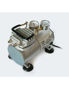 Inflation Air Compressor/Vacuum Pump AS20W Sangat cocok sebagai pelengkap air brush