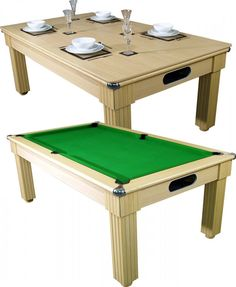Florence Slate Bed Pool Dining Table