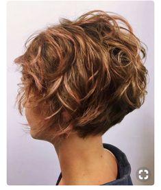 Die 37 Besten Bilder Auf Frisur Bob Kurz Locken Hair Ideas