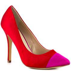 Adriene - Red  Shoemint $79.99